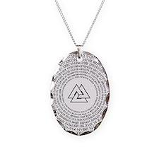 OdinsNofn(trans) Necklace