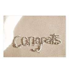 congrats Postcards (Package of 8)
