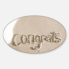 congrats Decal