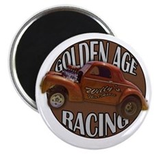 golden age willies brown Magnet