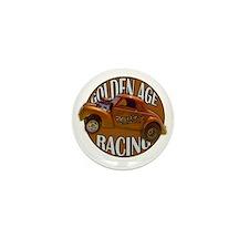 golden age willies copper Mini Button