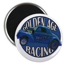 golden age willies navy Magnet