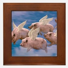 cp-ww-pad-airborne Framed Tile