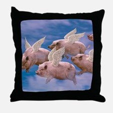 cp-ww-pad-airborne Throw Pillow