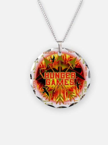 hunger games katniss peeta g Necklace