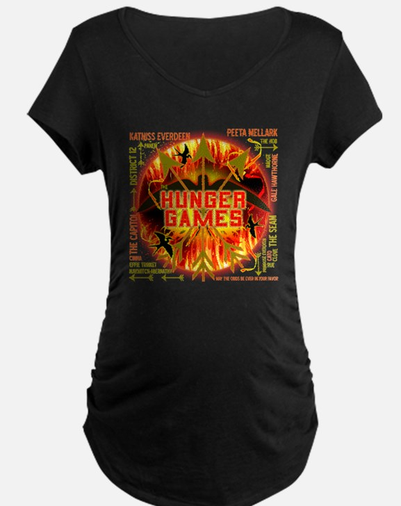 hunger games katniss peeta  T-Shirt