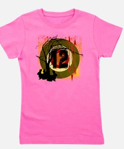 hunting in district 12 the hunger games Girl's Tee