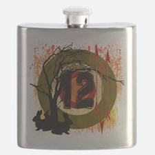 hunting in district 12 the hunger games Flask