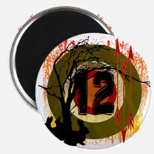 hunting in district 12 the hunger games Magnet