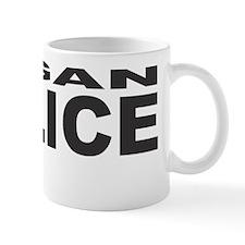 V POLICE Mug