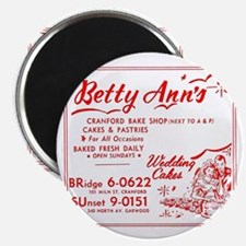 Betty Anns Bakery_Cafe - No Background copy Magnet