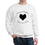 'Cursing Black Heart' Sweatshirt