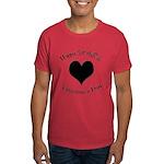 'Cursing Black Heart' Dark T-Shirt
