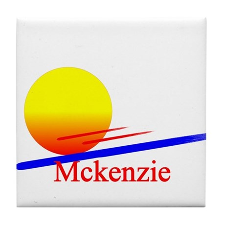 Mckenzie Tile Coaster