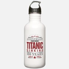 Titanic 100 Yr 2 Water Bottle
