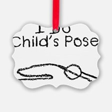 Childs K Ornament