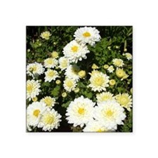 """Mums The Word Square Sticker 3"""" x 3"""""""