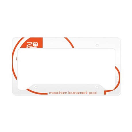 MTP LOGO 12 NEW2 License Plate Holder