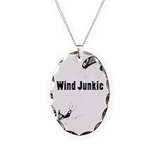 Wind Junkie Black Necklace