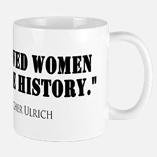 Well Behaved Women Small Small Mug