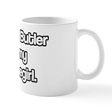 butler2 Small Mugs