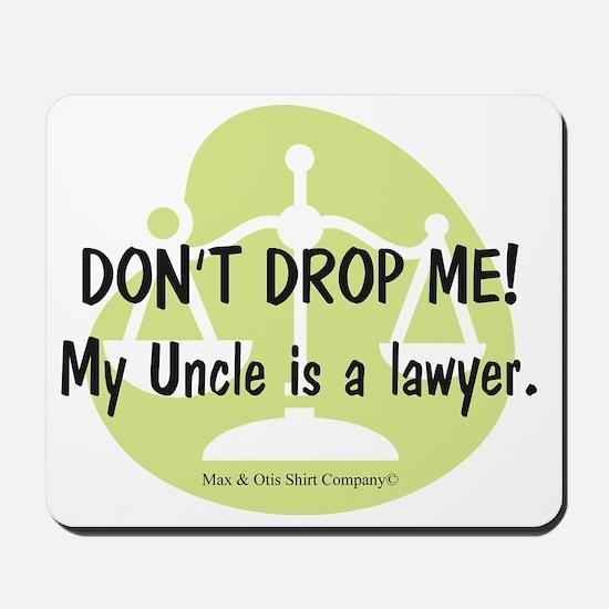 lawyer-uncle Mousepad