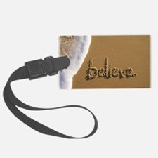 believe Luggage Tag