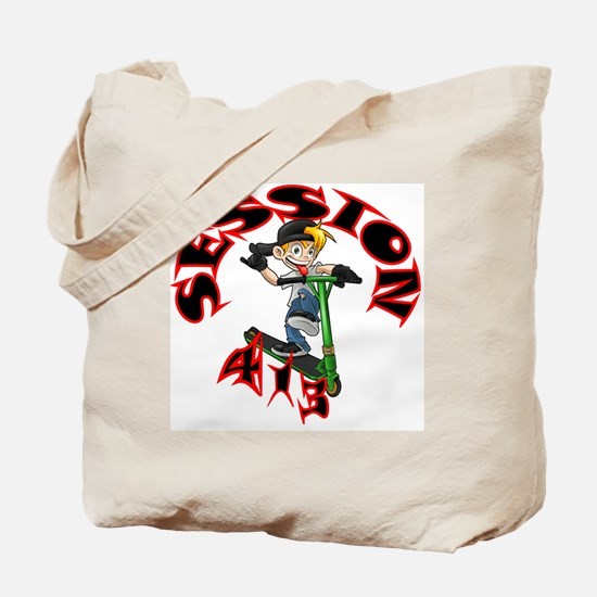 Session413newest Tote Bag