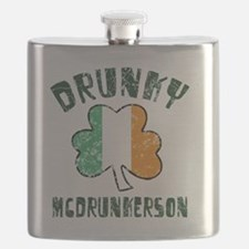 Irish Drunky Flask