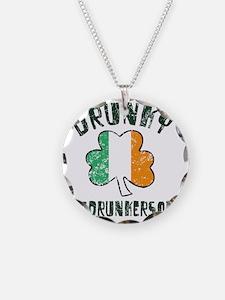 Irish Drunky Necklace