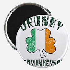 Irish Drunky Magnet