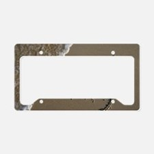 call it a day License Plate Holder