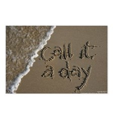 call it a day Postcards (Package of 8)