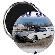 1963 Bruce 1a Magnet