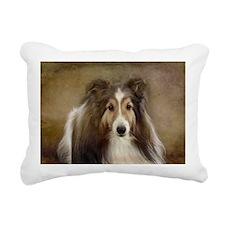 DuncanPurse2 Rectangular Canvas Pillow