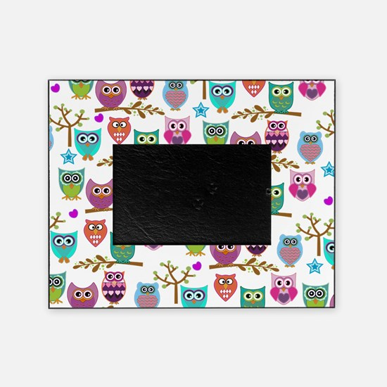 owl Picture Frame