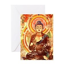Buddha1 Greeting Card