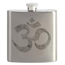 VintageOmBk Flask