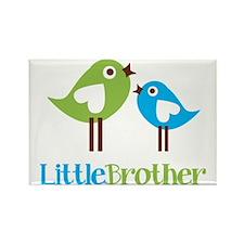 BirdsLittleBrother Rectangle Magnet