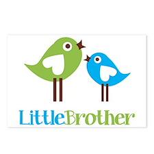 BirdsLittleBrother Postcards (Package of 8)