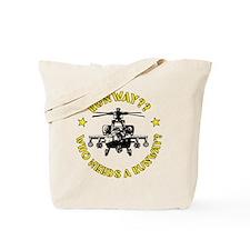 Runway Yellow Tote Bag