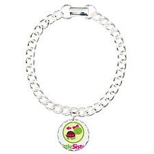 TurtleCircleLittleSister Bracelet