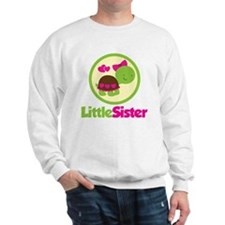 TurtleCircleLittleSister Sweatshirt