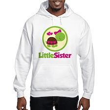 TurtleCircleLittleSister Hoodie