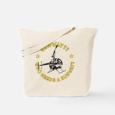 Robinson Runway Tote Bag
