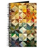 Quilt themed Journals & Spiral Notebooks