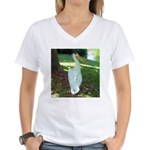 pelican Women's V-Neck T-Shirt