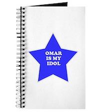 Omar Is My Idol Journal