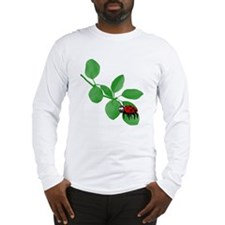 ladybugshirt1 Long Sleeve T-Shirt