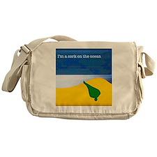 cokr on the ocean v4 Messenger Bag